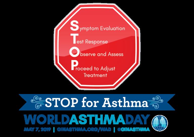 07 de maio,  Dia Mundial da Asma